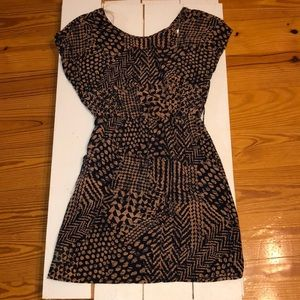 Patterned dress for any occasion
